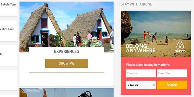 Widgets Airbnb