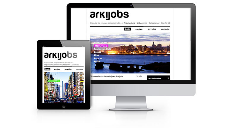 Arkijobs Showcase