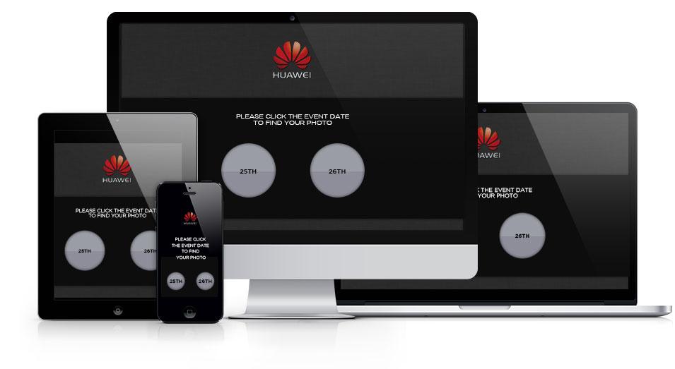 Huawei Showcase